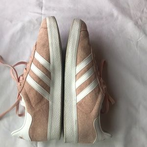 adidas Shoes - Pink/white/good Women's adidas shoes